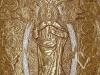 L´Ascension, chasuble angélique par la maison Henry à Lyon Sacrees Soieries